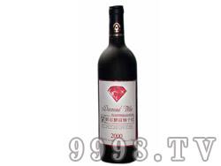 红钻干红葡萄酒