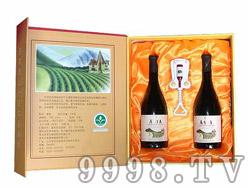 经典干红礼盒葡萄酒