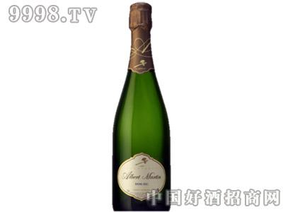 艾马町半干型香槟