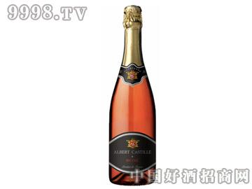 桃红气泡葡萄酒
