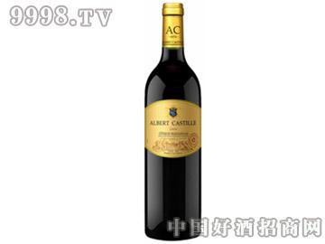 马蒙德金标干红葡萄酒