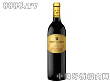梅多克金标干红葡萄酒