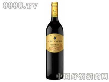 圣艾米隆金标干红葡萄酒