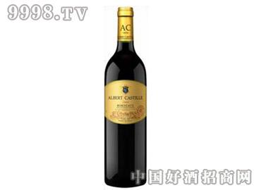 波尓多金标干红葡萄酒