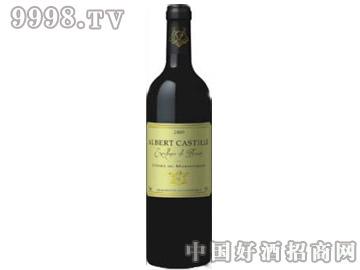 巴贊古堡干紅葡萄酒