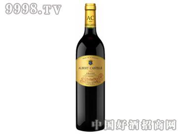 格拉夫金标干红葡萄酒