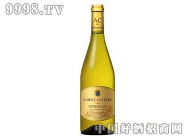 马孔村金标干白葡萄酒