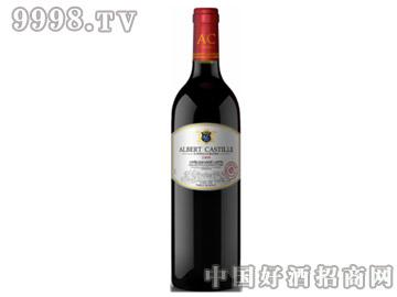 拉斐特銀標干红葡萄酒