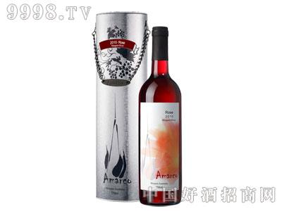 雅蔓露西玫瑰红葡萄酒