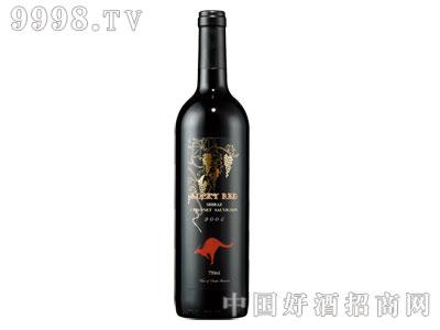乐其红西拉赤霞珠红葡萄酒