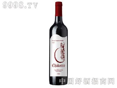 红·传奇西拉歌海娜梅洛红葡萄酒