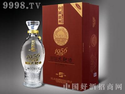 施可富浓香型泸酒之经典:1956大曲酒