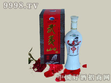 武夷山珍品酒(瓷瓶500ml)