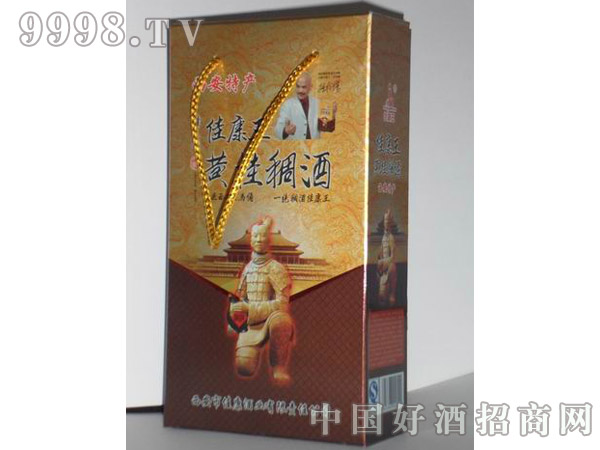 黄桂稠酒礼盒1.5L