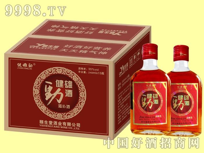 健雄劲酒250MLX15瓶