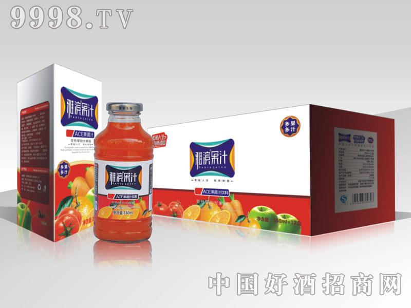 雅滨果汁350mlACE