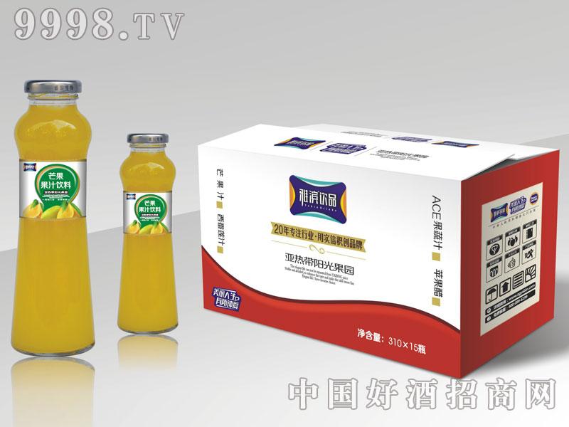 雅滨果汁310ml芒果