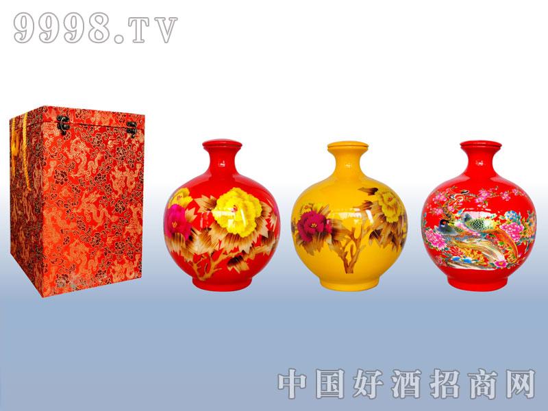 平口黄麦秆(红、黄、喜鹊)