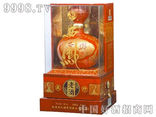西凤酒500ml西凤老酒