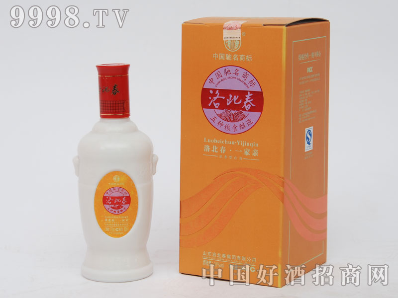洛北春酒31°一家亲-白酒招商信息