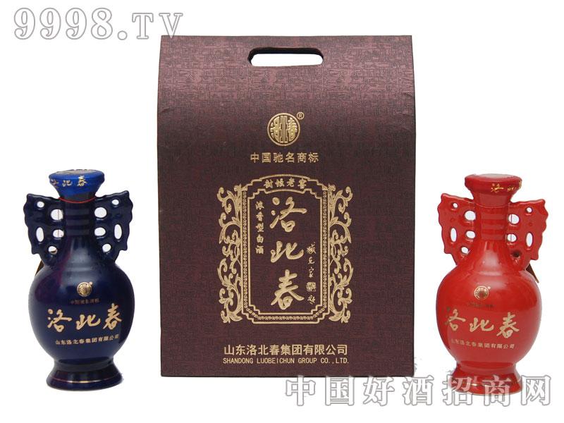 洛北春酒39°龙凤呈祥-白酒招商信息