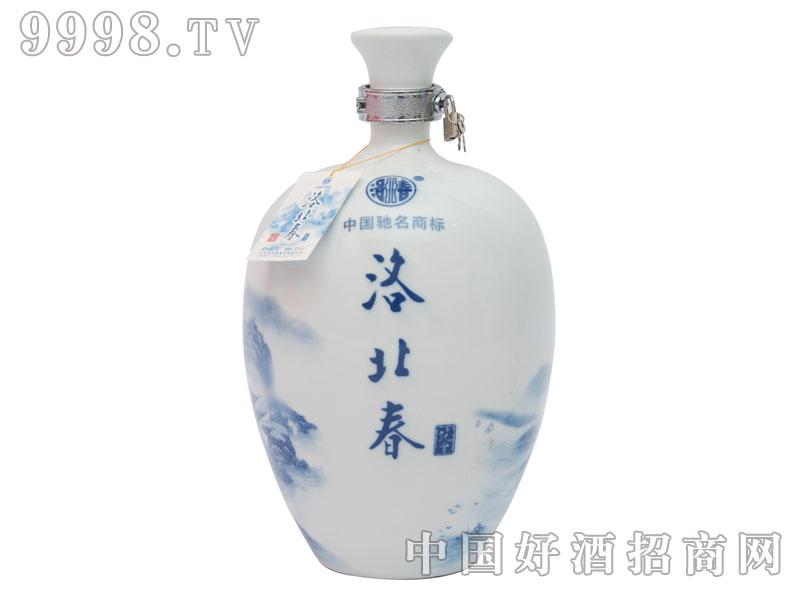 洛北春酒60°5000ml坛子酒-白酒招商信息