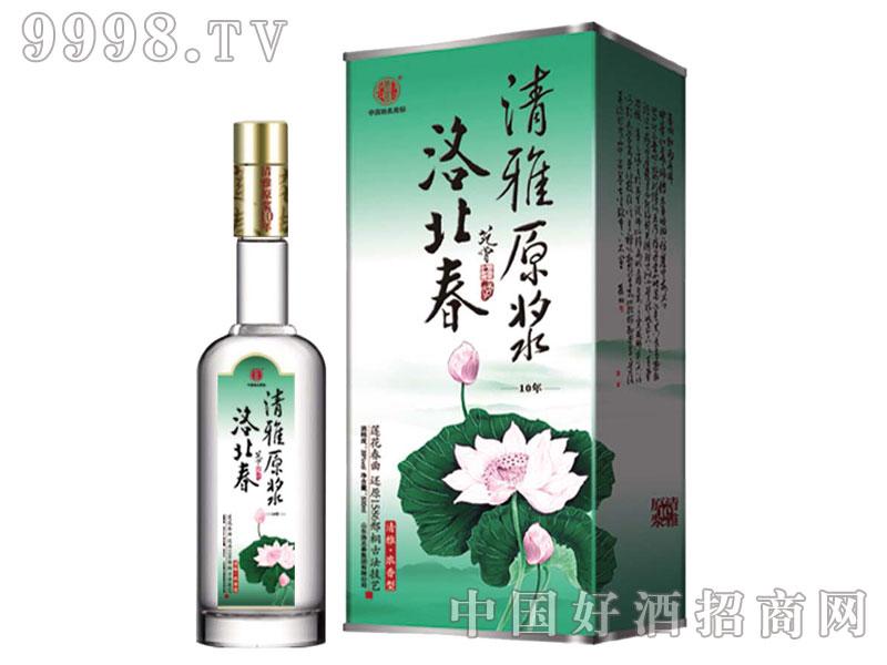 洛北春清雅原浆10-白酒招商信息
