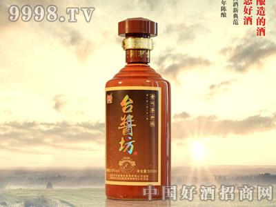 台酱坊酒瓶10