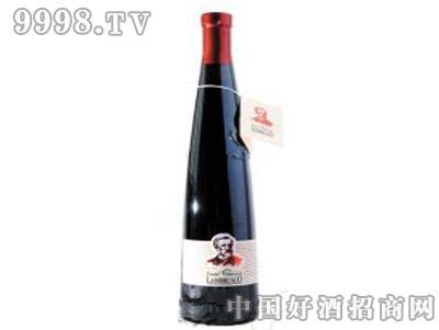 老人头(朗布鲁斯科)起泡红葡萄酒