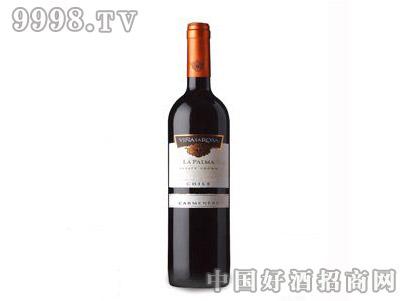 棕榈卡门尼红葡萄酒