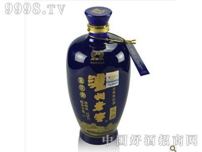 泸州老窖头曲蓝花瓷升级版52度1000ml