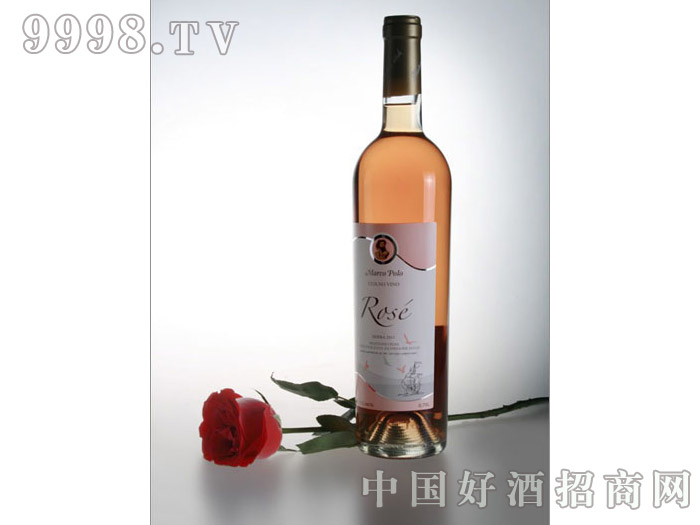 马可波罗桃红葡萄酒