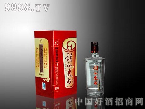 诗仙太白 金卷-白酒招商信息