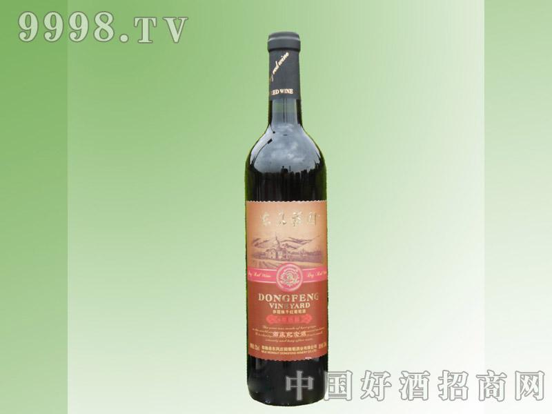 东风庄园6年陈酿干红葡萄酒