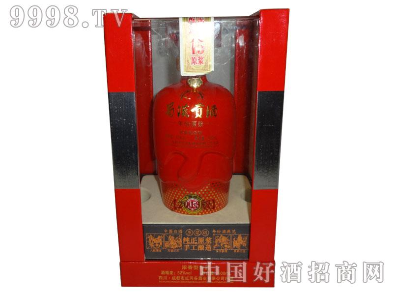 蜀汉贡酒-年份原浆15