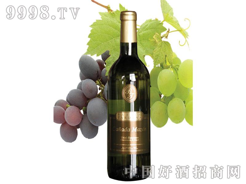 快乐谷干白葡萄酒