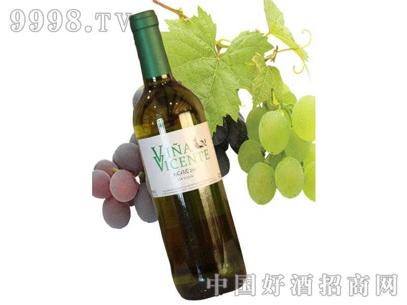 文森特庄园白葡萄酒