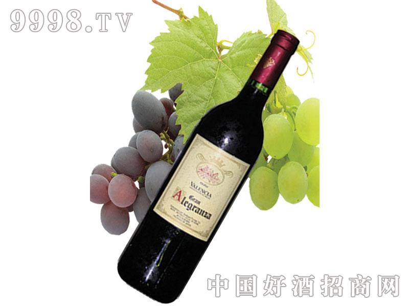 大雷格勒干红葡萄酒