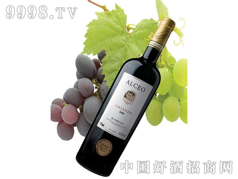 阿尔希奥2006干红葡萄酒