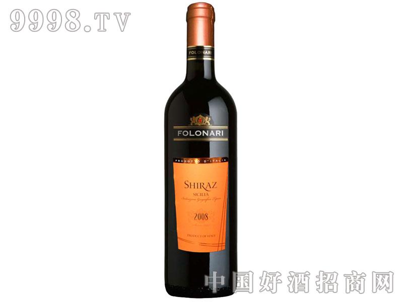 拉蒂・富龙西拉珍藏红葡萄酒