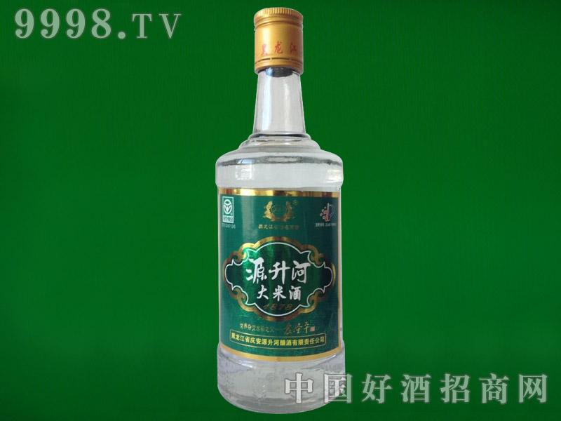 源升河大米酒450ml