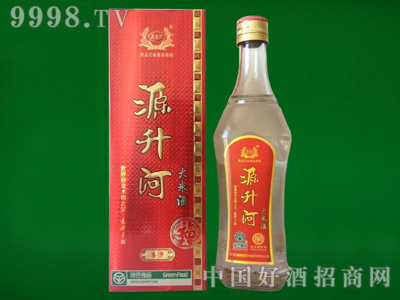 源升河大米酒尊贵450ml
