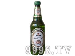 麦氏啤酒660ml