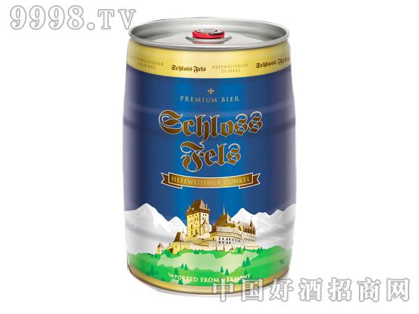 德国啤酒瓦尔堡小麦黑啤
