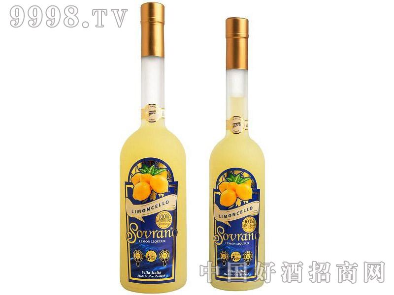 新西兰帝王柠檬酒