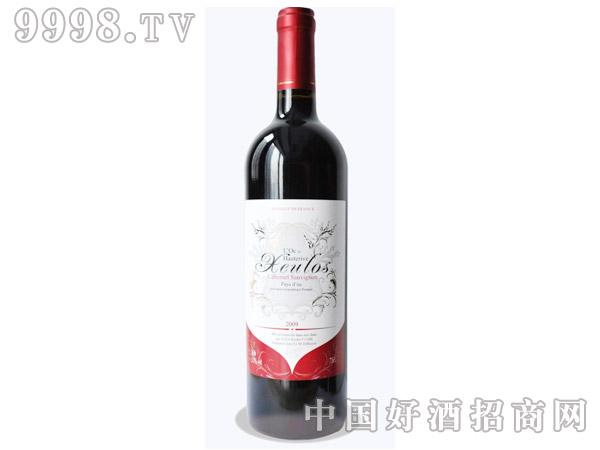 轩诺斯赤霞珠干红葡萄酒
