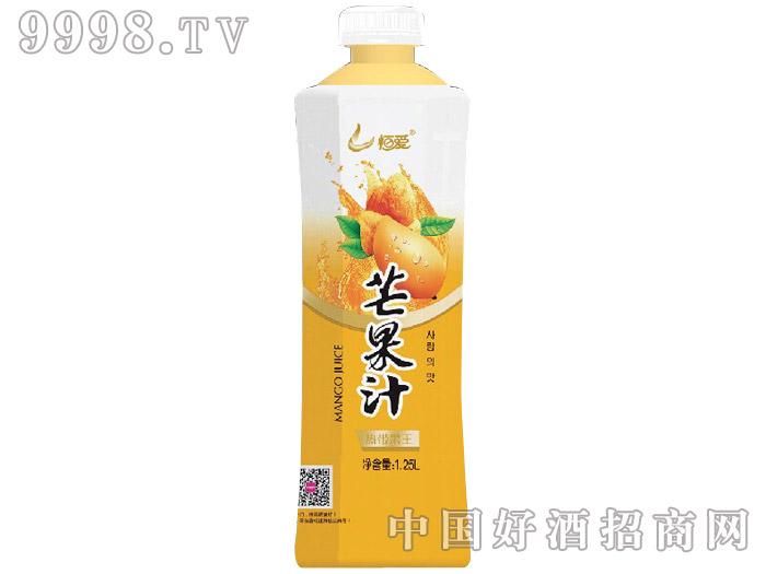 1.25升大瓶装-芒果汁