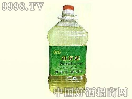 桂花酒2L