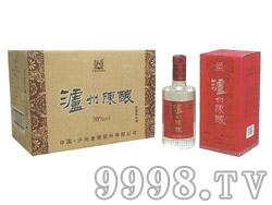 升级版新红盒泸州陈酿38°52°