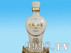 中国地窖酒15